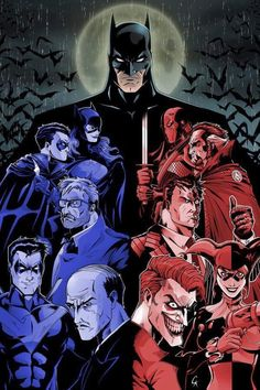 Batman's world - fan art Batman Red Hood, Im Batman, Superman, Lego Batman, Catwoman, Batgirl, Comic Books Art, Comic Art, Book Art