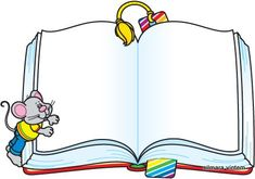 blank open book clip art open book with blank pages clip art at rh pinterest com open book clip art images open book clipart free