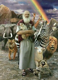 El arca de Noe.