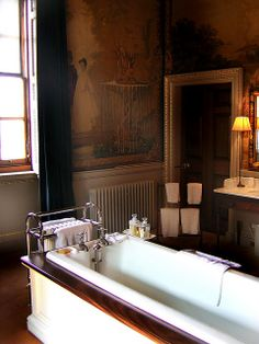 Holkham Hall by Jasper Rooms  #bathroom #interiordesign
