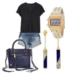 """Untitled #148"" by lapiwtiv on Polyvore featuring Steve Madden, Abercrombie & Fitch, Deby Debo and Rebecca Minkoff"