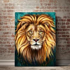 Acrylic Painting Brown Acrylics Arteza Acrylic Artist Acrylic Colour A – thepaintart Lion Painting, Painting Prints, Trippy Painting, Acrylic Painting Canvas, Canvas Art, Canvas Paintings, Abstract Paintings, Lion Drawing, Lion Pictures