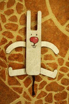 bunny Fimo Clay, Diy Doll, Handmade Toys, Girl Scouts, Cousins, Puppets, Bunnies, Creepy, Bears