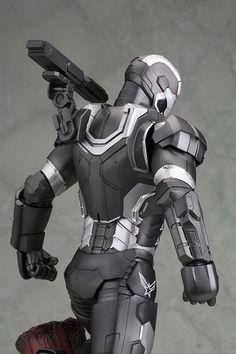 War Machine Statue - Iron Man 3 | Kotobukiya Europe