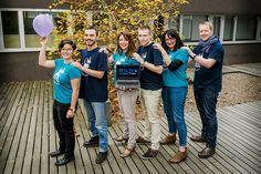 Team My Train, Startup Weekend Saint-Brieuc
