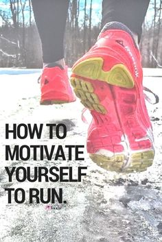5 Ways to Motivate Yourself to Run