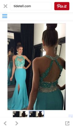 71 best Prom dress images on Pinterest in 2018  8fe4ac4d2408