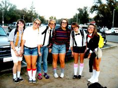 Nerd Day in High school