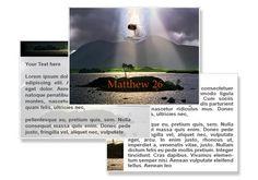 Jesus Prayer PowerPoint Templates
