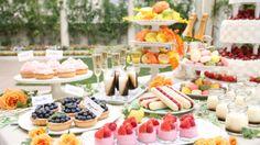 デザートビュッフェ | 豊洲の結婚式場・ウェディング「アニヴェルセル 豊洲」