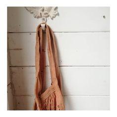 Avocado dyed cotton bag. Natural dyed bag. Natural Dyeing, Market Bag, Cotton Bag, Farmers Market, Eco Friendly, Avocado, Pink, Bags, Handbags