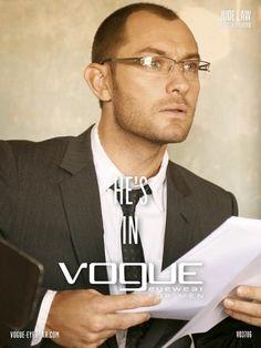 Lunettes Vogue for men