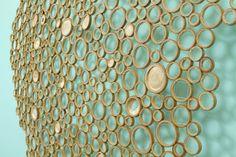 Bamboo Sculptures by Anne Crumpacker via designmilk