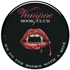 Vampire Book Club: We go for books with bite. @Chelsea (Vampire Book Club) is another heavy hitter in the book blogging arena!