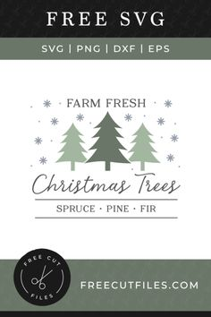 Fresh Christmas Trees, Christmas Signs, Tree Svg, Diy Projects, Circuit Projects, Svg Files For Cricut, Vinyl Ornaments, Vinyl Decals, Vinyl Designs