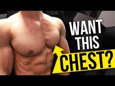 How to Build a Big Chest Naturally | health & fitness & body building