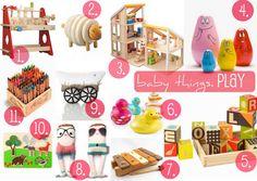 baby things: play