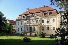 Schloss Markkleeberg, Sachsen.