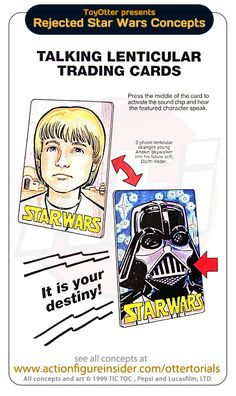 Rejected Star Wars Toys