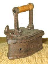 ¿ Y que me decís de esta #Plancha en forja como las de nuestras abuelas?. Réplica exacta es una auténtica preciosidad