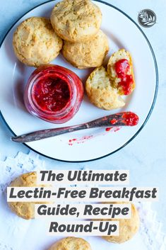 Let's explore together my favorite lectin-free breakfast ideas, after more than 3.5 years following the plant paradox lifestyle. Plant Paradox Food List, Lectin Free Foods, Free Breakfast, Breakfast Ideas, Oat Cookies, Sweet Potato Hash, Wild Blueberries, Nut Butter, Food Lists