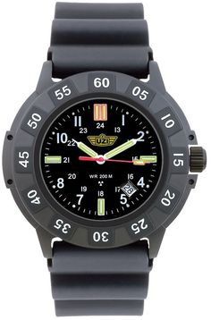 648be5e65f Uzi Protector Tactical Watch Water Resistant Swiss Tritium Scratch Resistant