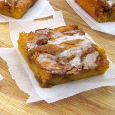 Rumbly In My Tumbly: Pumpkin Cinnamon Roll Coffee Cake
