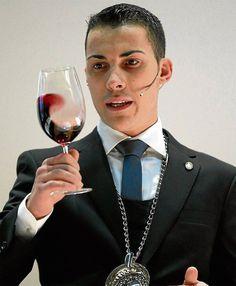 Guillermo Cruz representará a España en el Concurso Mejor Sommelier del Mundo 2016
