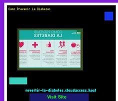Como Prevenir La Diabetes 195913 - Aprenda como vencer la diabetes y recuperar su salud.