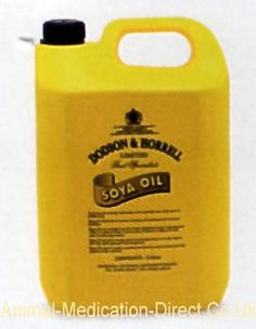 Soya Oil (Dodson & Horrell) 5L 20L