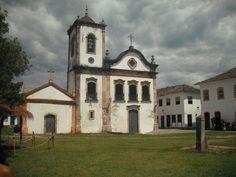 Viagem a Paraty/Rio de Janeiro Brasil  Arquitetura Colonial Portuguesa -1720