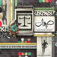 Everything from the Balance collection from ViVa Artistry