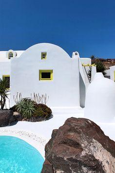 Cycladic design, Imerovigli Santorini