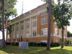 Conway County courthouse Morrilton Ar