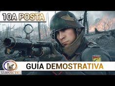 Battlefield 1 Model 10A POSTA Guía Demostrativa en Live