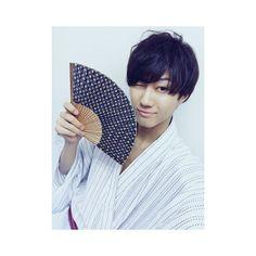 Kosaka Ryotaro - Tsukki So Haikyuu Live Action, Stage Play, Haikyuu Characters, Haikyuu Anime, Real Man, It Cast, Japan, Actors, Cute