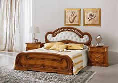 Classic Italian Bedroom Furniture - Italian style is always gorgeous by its natural beauty. The rustic furniture with Tuscany colors is the best characteristic of Italian buildings. In Italy, it is very common to see the oldest buildings in the world