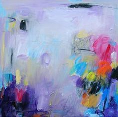Abstract painting by Yangyang Pan