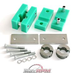 Racing stabiliser/sway bar suspension kit for Polo 86c (The original!).  More infos at http://www.maxrpm.de/Racing-stabiliser-sway-bar-suspension-kit-for-Polo-86c-The-original