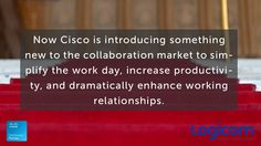 http://www.logicomdistribution.net - Now Cisco is introducing something new to the collaboration market to simplify the work day, increase productivity, and dramatically enhance working relationships.  Add value and increase sales with Cisco Services. Visit - http://www.logicomdistribution.net