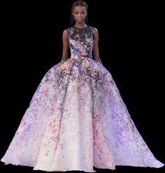 ELIE SAAB - Haute Couture - Printemps Été 2014
