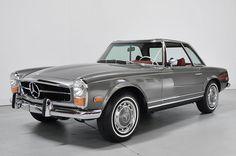 1970 Mercedes-Benz SL-Class