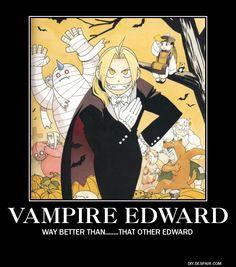 Vampire Edward by AlphaMoxley95.deviantart.com on @DeviantArt