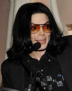 Michael Jackson during an Evening of Love, Laughter and Light to Benefit Lupus in LA and Lupus Research at Beverly Hills Hotel in Beverly Hills, CA. on October 1, 2003.