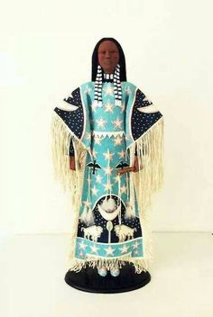 White Buffalo Calf Woman doll by Kathy Luna.jpg