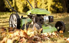 Mow Lower http://www.rodalesorganiclife.com/wellbeing/fall-lawn-care/slide/1