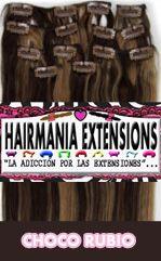"""HAIRMANIA EXTENSIONS SON ESPECTACULARES  - Extensiones Profesionales para Todos  - Cabello 100% Humano Remy  - Calidad Premium  - Extensiones de 20"""" (51 cm)  - Precios Accesibles  - Paquetes con Descuento desde 3 Piezas  www.hairmaniaextensions.com.mx"""