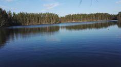 #järvi #metsä #lake #forest #Finland