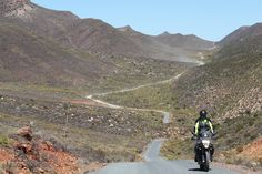 Lone rider Motorcycle Adventure, Big Sky Country, Baja California, African Beauty, Small Towns, South Africa, Tours, Viajes