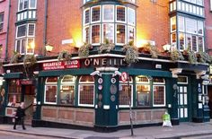 O'Neill's Pub of Suffolk Street Dublin